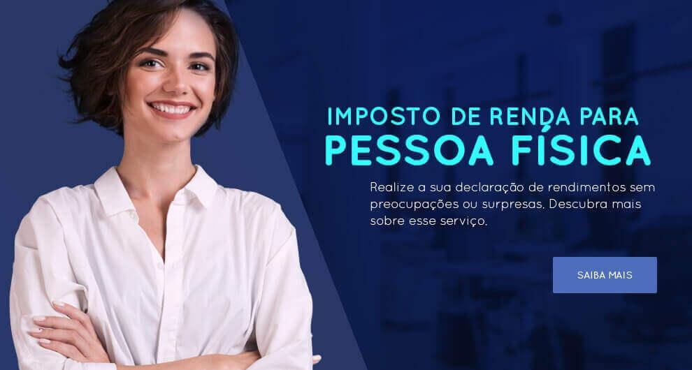Imposto de Renda Pessoa Física.